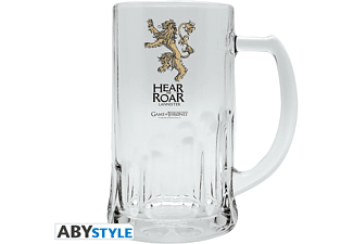 Game of Thrones - Bierglas Lannister