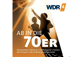 VARIOUS - Wdr 4-Ab In Die 70er - (CD)
