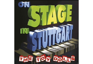 Toy Dolls - On Stage In Stuttgart [CD]
