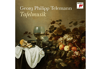 VARIOUS - Georg Philipp Telemann: Tafelmusik - (CD)