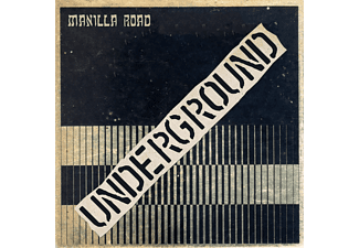 Manilla Road - Underground (Ltd.Coloured Vinyl) [Vinyl]