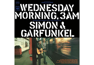 Simon and Garfunkel - Wednesday Morning, 3AM (Vinyl LP (nagylemez))