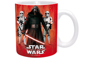 Star Wars - Tasse Kylo Ren + Troopers