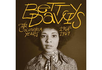 Betty Davis - Columbia Years 1968-1969 - (CD)