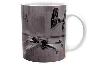 Star Wars - Tasse X-Wing vs Tie Fighter