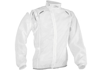 FORMULA CYCLING Winddicht Vest Transparant M