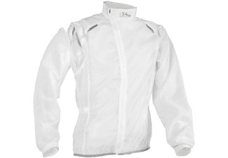 FORMULA CYCLING Winddicht Vest Transparant S