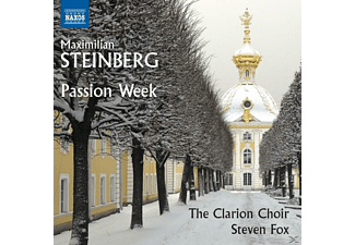Steven/the Clarion Choir Fox - Passion Week - (CD)