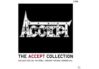 Accept - The Accept Collection - (CD)