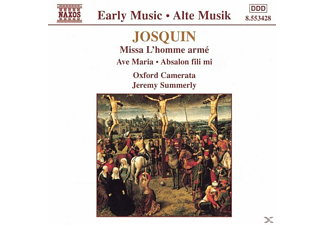 Oxford Camerata, Jeremy/oxford Camerata Summerly - Missa L'Homme Arme - (CD)