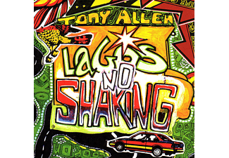 Tony Allen - Lagos No Shaking - (CD)