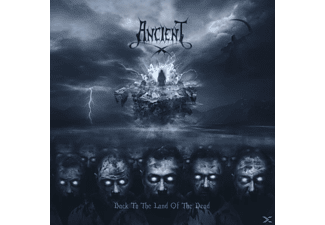 Ancient - Back To The Land Of The Dead (2LP Gatefold,Grey) - (Vinyl)