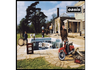 Oasis - Be Here Now (Remastered) [CD]