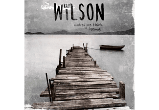 Ray Wilson - Makes Me Think Of Home [CD]