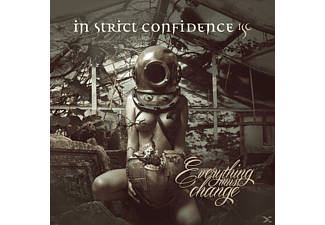 In Strict Confidence - Everything Must Change - (CD)