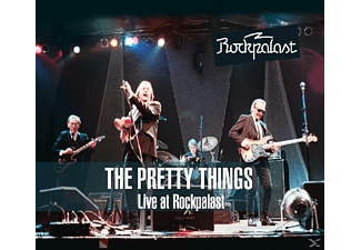 The Pretty Things - Live At Rockpalast 1988 - (Vinyl)