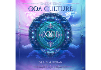 VARIOUS - Goa Culture Vol.22 - (CD)