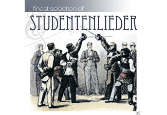 VARIOUS - Studentenlieder - (CD)