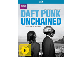 Daft Punk Unchained [Blu-ray]