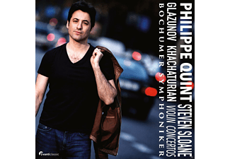 Philippe Quint - Violin Concertos - (SACD Hybrid)