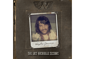 Waylon Jennings - Lost Nashville Sessions - (Vinyl)