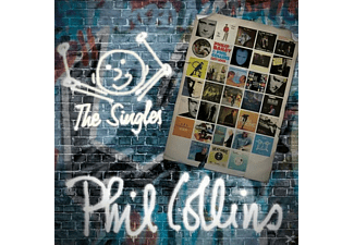 Phil Collins - Singles | LP