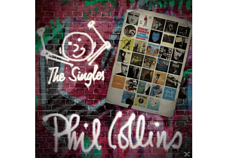 Phil Collins - Singles | CD
