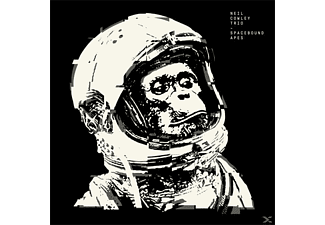 Neil Trio Cowley - Spacebound Apes [CD]