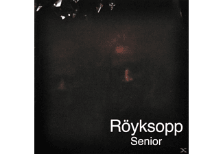 Röyksopp - Senior - (CD)