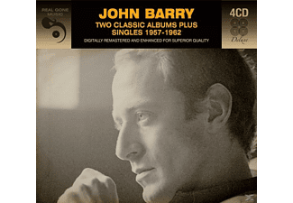 John Barry - 2 Classic Albums Plus Singles 1952-1962 - (CD)