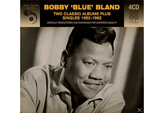 Bobby Blue Bland - 2 Classic Albums Plus Singles 1952-1962 - (CD)