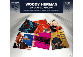 Woody Herman - 6 Classic Albums [CD]