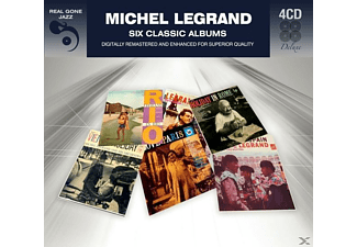 Michel Legrand - 6 Classic Albums - (CD)