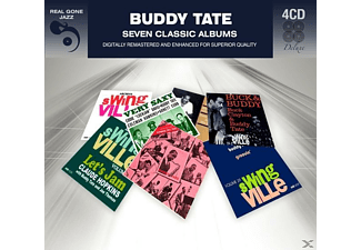 Buddy Tate - 7 Classic Albums [CD]