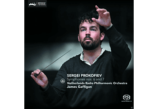 Netherlands Radio Philharmonic Orchestra - Sinfonie 6 And 7 [SACD Hybrid]