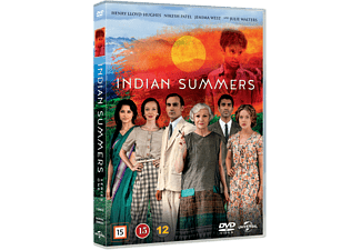 Indian Summers Säsong 1 Drama DVD
