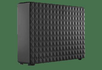SEAGATE STEB4000201 Expansion Desktop Rescue Edition, 4 TB, Schwarz, Externe Festplatte, 3.5 Zoll