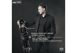 Simon Van Holen, Members of the Royal Concertgebouw Orchestra - Pro Contra! - (SACD Hybrid)