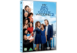 My Big Fat Greek Wedding 2 Komedi DVD