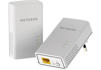 Netgear Powerline Adapter-2x 1-Port 1000Mb plug (PL1000-100PES)