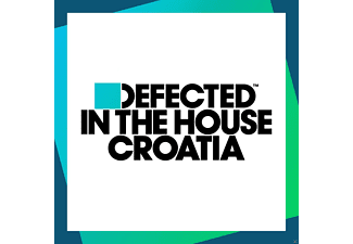 VARIOUS - Defected In The House Croatia [CD]