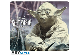 Star Wars - Mauspad Yoda Great Warrior
