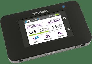 Netgear WL-AirCard 790 Mobile Hotspot G LTE-300MBit-accu-TouchPad) (AC790-100EUS)