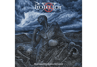 Protector - Reanimated Homunculus (Ltd.Royal Blue Vinyl With [Vinyl]