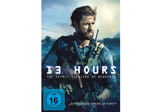 13 Hours: The Secret Soldiers of Benghazi [DVD]