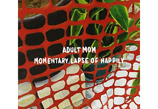 Adult Mom - Momentary Lapse of Happily - (CD)