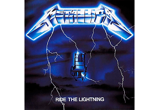 Metallica -  Ride the Lightning [Βινύλιο]
