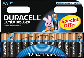 DURACELL Ultra Power AA 12-pack