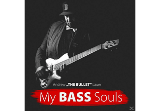 Andrew Lauer - My Bass Souls [CD]