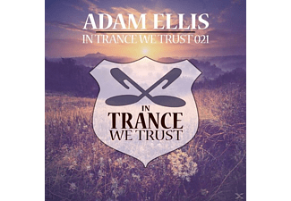 Adam Ellis - In Trance We Trust 21 - (CD)